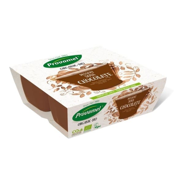 Provamel SOJA-DESSERT mit Schokoladengeschmack, BIO, 4x125g