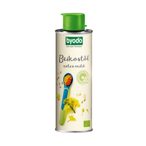 Byodo BEIKOSTÖL, extra mild, BIO, 250ml