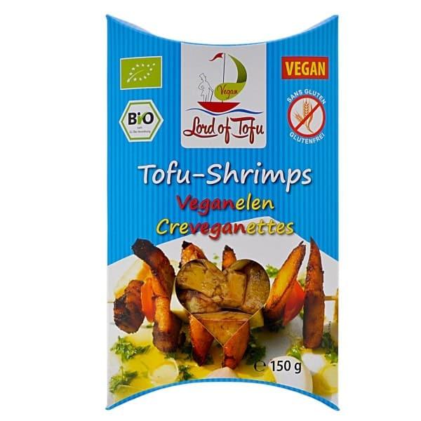 Lord of Tofu TOFU-VEGARNELEN, BIO, 150g
