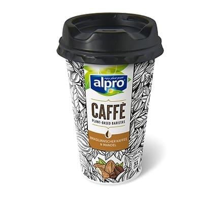 Alpro CAFFÈ Brasilianischer Kaffee & Mandel, 235ml