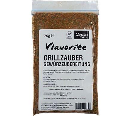 Vantastic Foods Vlavorite GRILLZAUBER Gewürzzubereitung, 75g