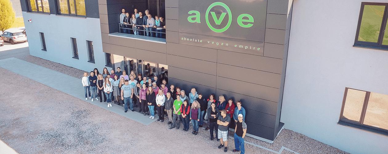 Firmengebäude der AVE Absolute Vegan Empire GmbH & Co.KG